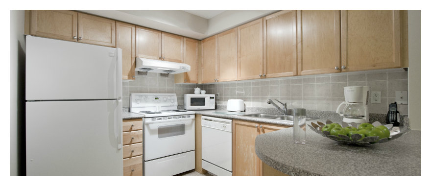 Furnished apartments torontotridel furnished rentals for Perfect kitchen scarborough